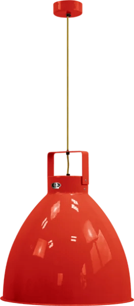 Jielde-Augustin-540-Hanglamp-Rood-RAL-3020