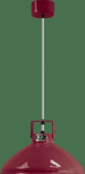 Jielde-Beaumont-B240-Hanglamp-Bourgondisch-RAL-3005