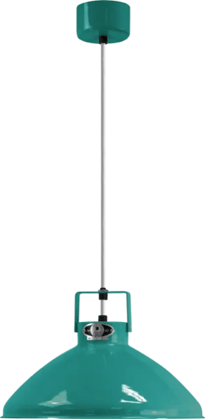 Jielde-Beaumont-B240-Hanglamp-Water-Blauw-RAL-5021