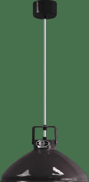 Jielde-Beaumont-B240-Hanglamp-Zwart-RAL-9011