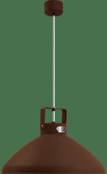 Jielde-Beaumont-B360-Hanglamp-Koper-Hamerslag