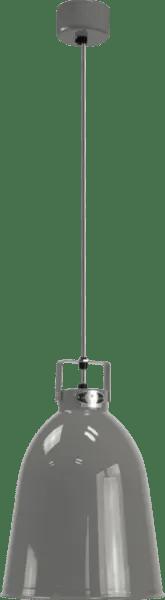 Jielde-Clement-C240-Hanglamp-Muis-Grijs-RAL-7005
