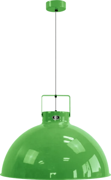 Jielde-Dante-675-Hanglamp-Appel-Groen-RAL-6018