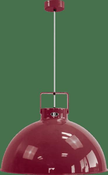 Jielde-Dante-675-Hanglamp-Bourgondisch-RAL-3005