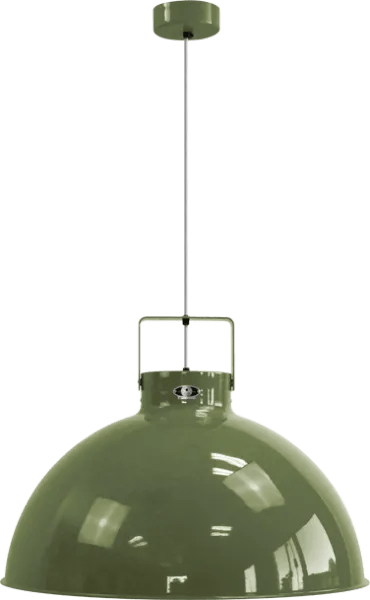 Jielde-Dante-675-Hanglamp-Olijf-Groen-RAL-6003