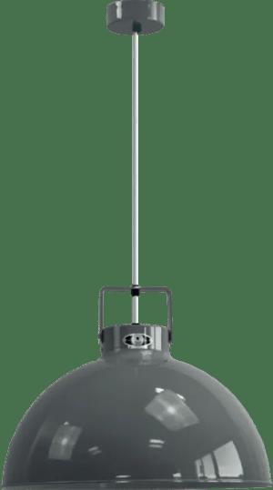 Jielde-Dante-D450-Hanglamp-Grijs-RAL-7026