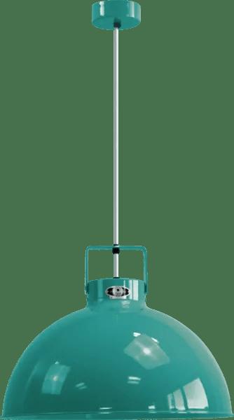 Jielde-Dante-D450-Hanglamp-Water-Blauw-RAL-5021