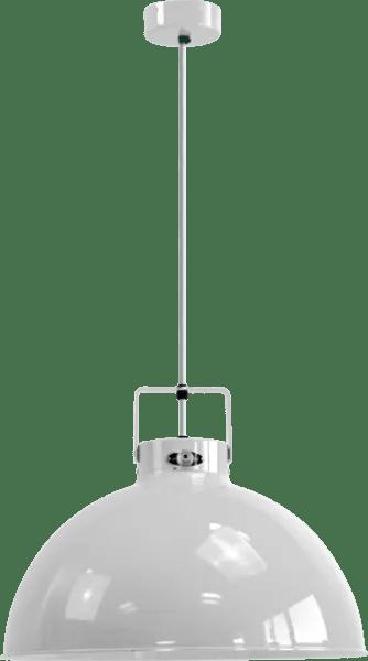 Jielde-Dante-D450-Hanglamp-Zilver-Grijs-RAL-9006