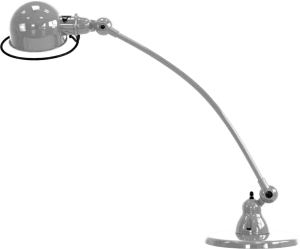Jielde-Loft-C6000-bureaulamp-Zilver-Grijs-RAL-9006