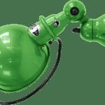 Jielde-Loft-D000-muurlamp-Appel-Groen-RAL-6018