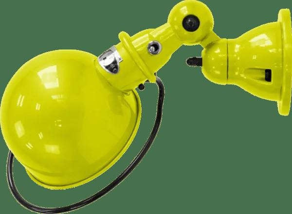 Jielde-Loft-D1000-muurlamp-Geel-RAL-1016