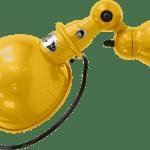 Jielde-Loft-D1000-muurlamp-Mosterd-RAL-1003