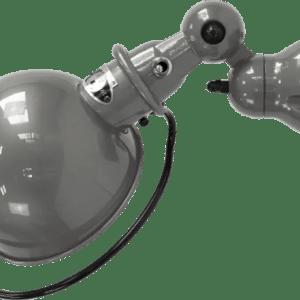 Jielde-Loft-D1000-muurlamp-Muis-Grijs-RAL-7005