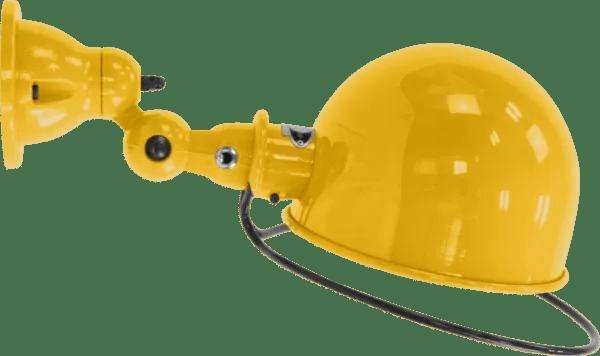 Jielde-Loft-D1020-muurlamp-plafondlamp-Mosterd-RAL-1003