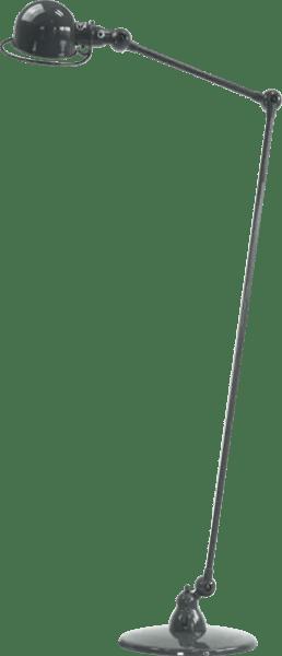 Jielde-Loft-D1240-vloerlamp-Graniet-Grijs-RAL-7026