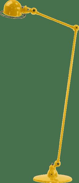 Jielde-Loft-D1240-vloerlamp-Mosterd-RAL-1003