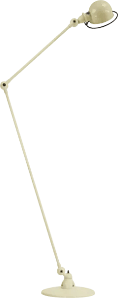 Jielde-Loft-D1260-vloerlamp-Ivoor-RAL-1015