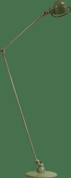 Jielde-Loft-D1260-vloerlamp-Olijf-Groen-RAL-6003