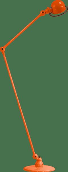 Jielde-Loft-D1260-vloerlamp-Oranje-RAL-2004