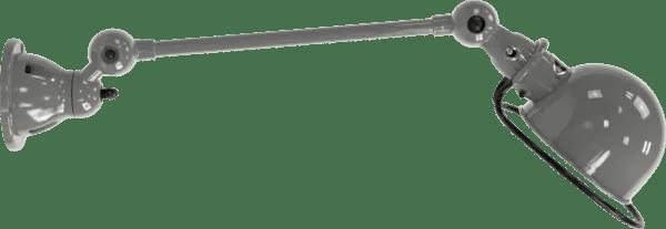 Jielde-Loft-D4001-muurlamp-plafondlamp-Muis-Grijs-RAL-7005