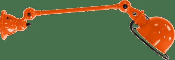 Jielde-Loft-D4001-muurlamp-plafondlamp-Oranje-RAL-2004