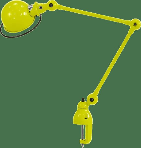 Jielde-Loft-D4040-klemlamp-Geel-RAL-1016