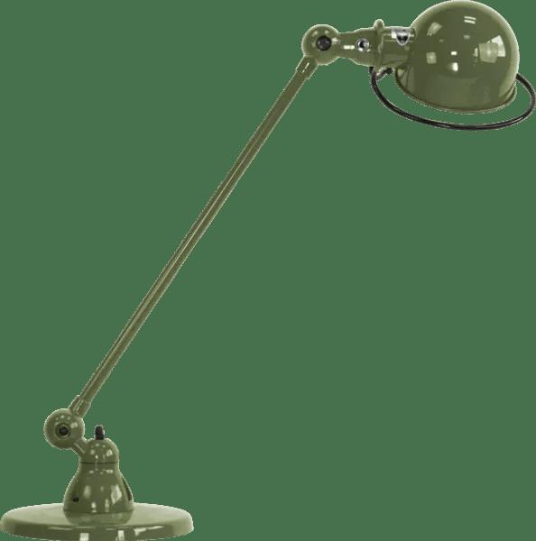 Jielde-Loft-D6000-bureaulamp-Olijf-Groen-RAL-6003