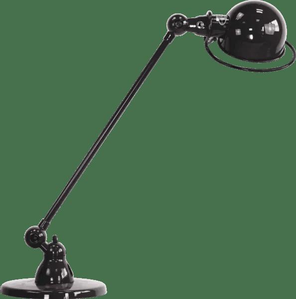 Jielde-Loft-D6000-bureaulamp-Zwart-RAL-9011