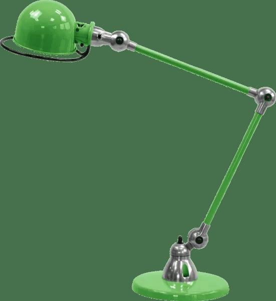 Jielde-Loft-D6440-bureaulamp-duo-Appel-Groen-RAL-6018