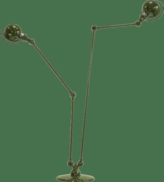 Jielde-Loft-D6470-vloerlamp-Olijf-Groen-RAL-6003