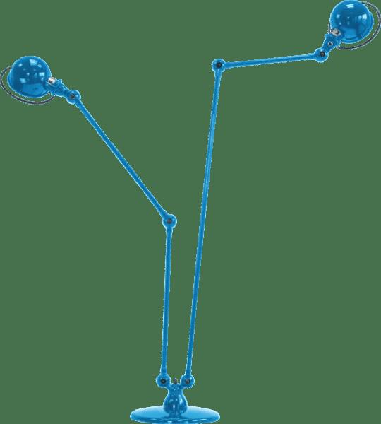 Jielde-Loft-D7460-vloerlamp-Licht-Blauw-RAL-5012