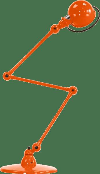 Jielde-Loft-D9403-vloerlamp-Oranje-RAL-2004