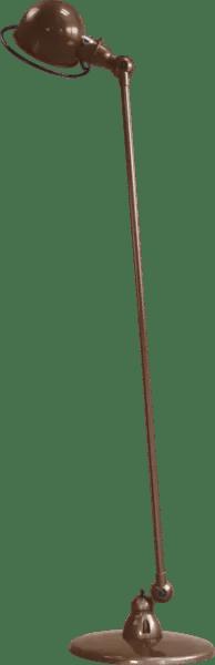 Jielde-Loft-D1200-vloerlamp-Chocolade-RAL-8017