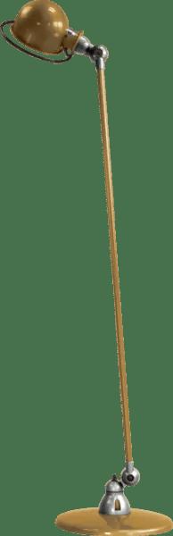 Jielde-Loft-D1200-vloerlamp-Goud-RAL-1036-Hoogglans-Gepolijst