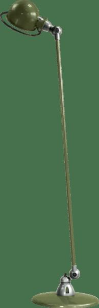 Jielde-Loft-D1200-vloerlamp-Olijf-Groen-RAL-6003-Hoogglans-Gepolijst