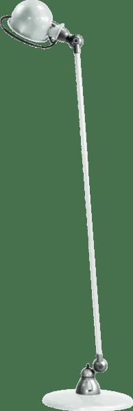 Jielde-Loft-D1200-vloerlamp-wit-Hoogglans-Gepolijst