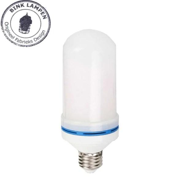 Vlam lamp BINK lampen 2