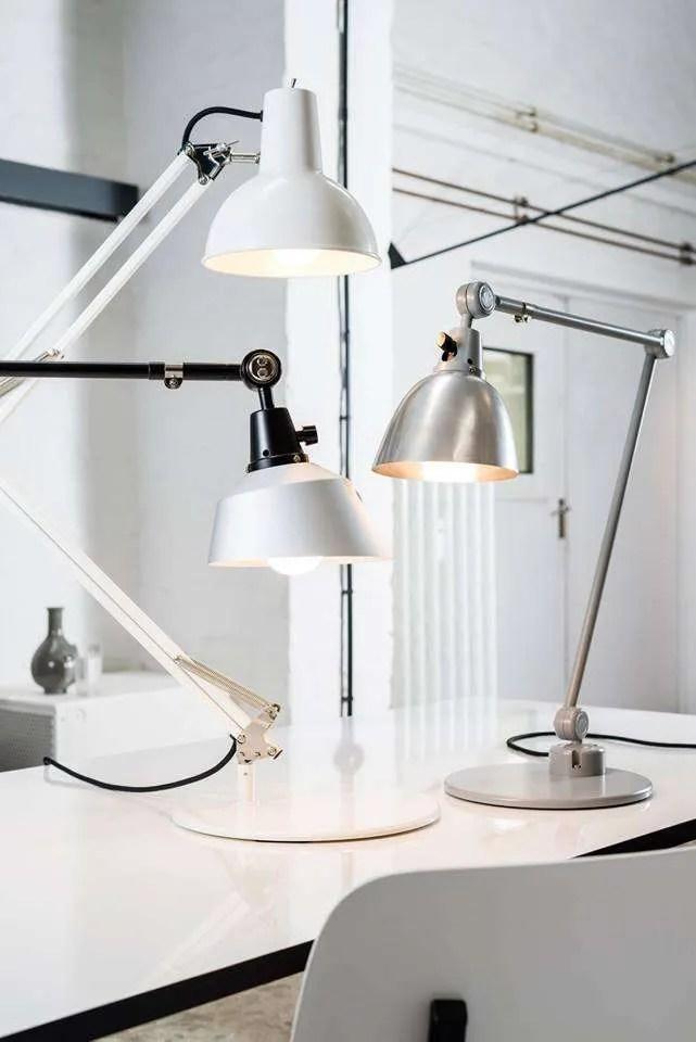 Midgard modulaire bureaulamp 2