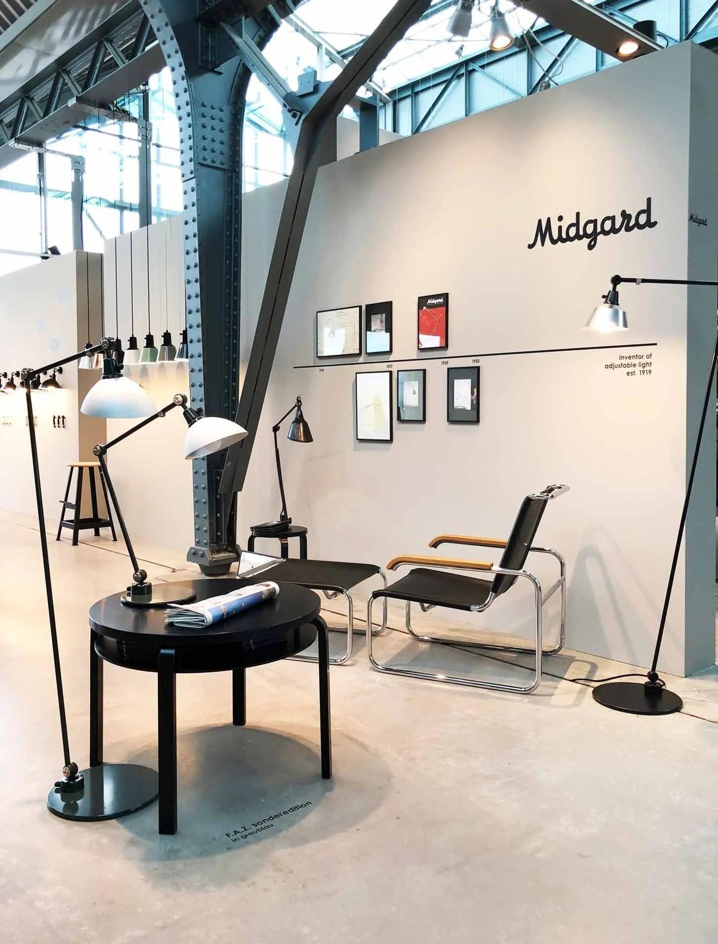 Midgard vloerlamp modulair 4