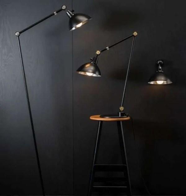 Midgard wandlamp modulair 3