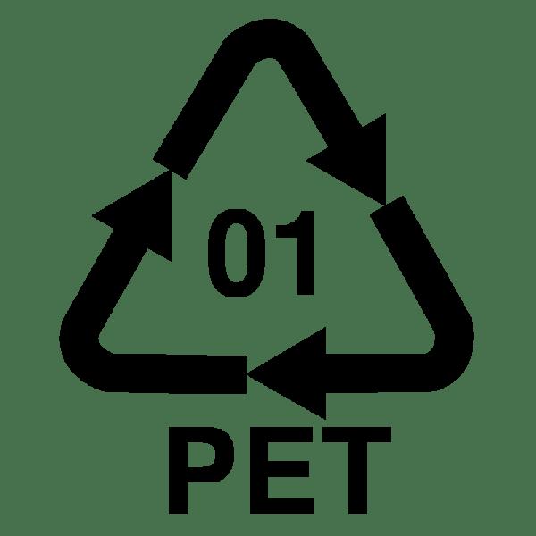 PET recycling BINK lampen