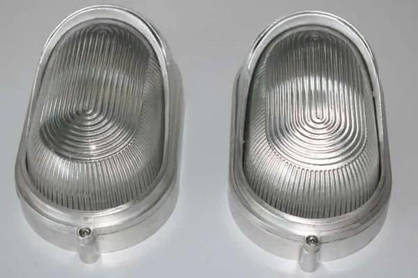 Bunkerlamp ovaal rusland drie