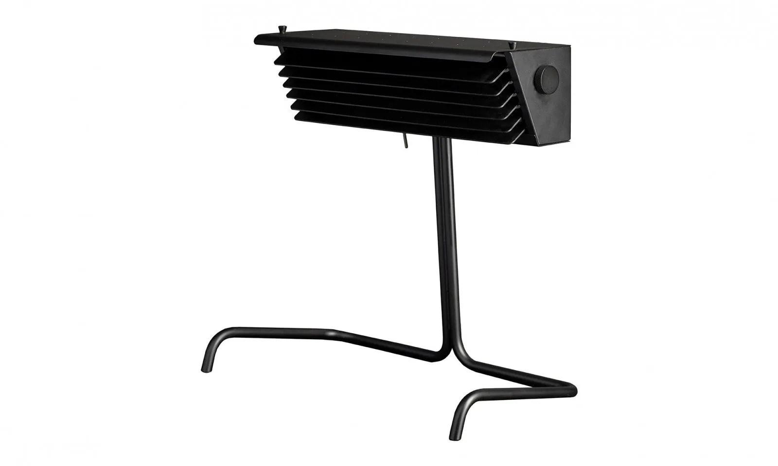 DCW editions BINY bureaulamp zwart zwart