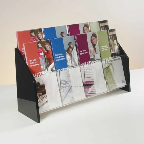 folder displays