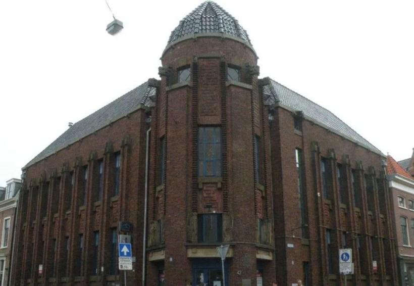 Amsterdamse school in Haarlem