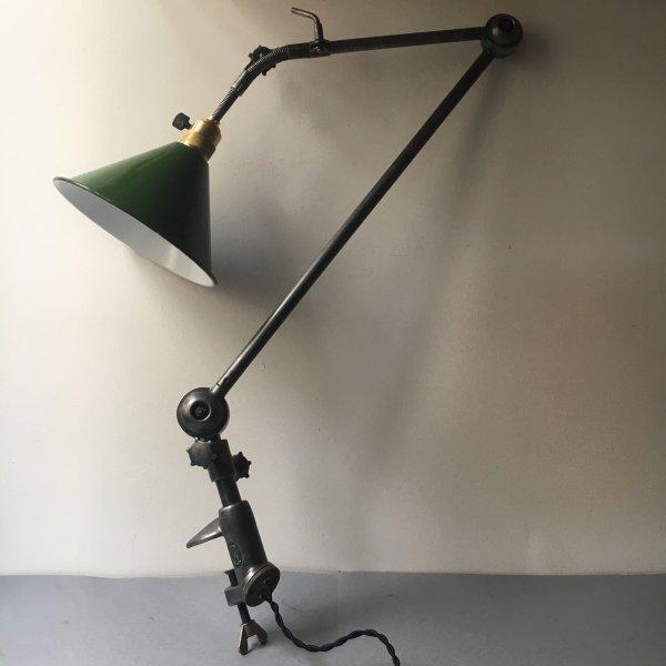 Tout sens klemlamp 1