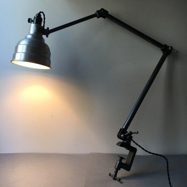 3 arm klemlamp 2