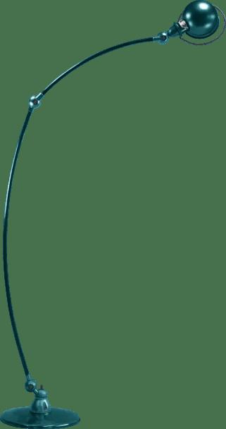 Jielde Loft C1260 BINK lampen Bleu Ocean Ral 5020