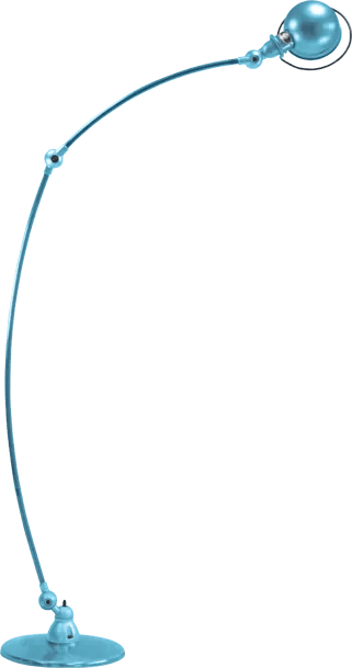 Jielde Loft C1260 BINK lampen Bleu Pastel Ral 5024