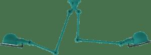 Jielde Signal SI3773 BINK lampen Bleu D'eau Ral 5021